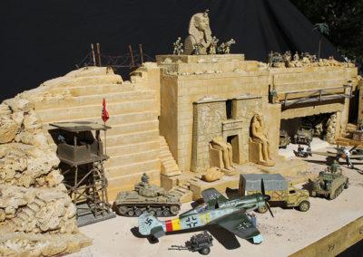 A secret German Airfield in Egypt, 1940 12