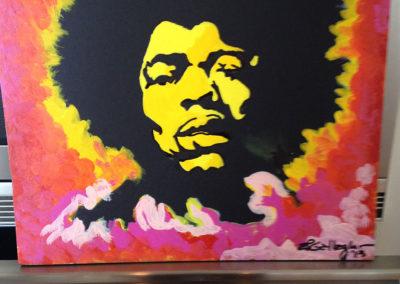 Jimi Hendrix a dieu