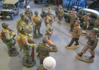 Diorama-the night before D-Day 19