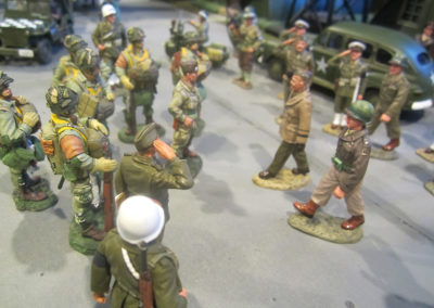Diorama-the night before D-Day 11