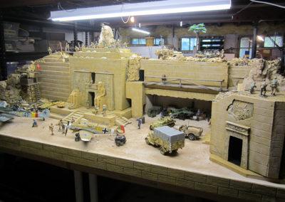 Secret German airfield-Egypt 1941