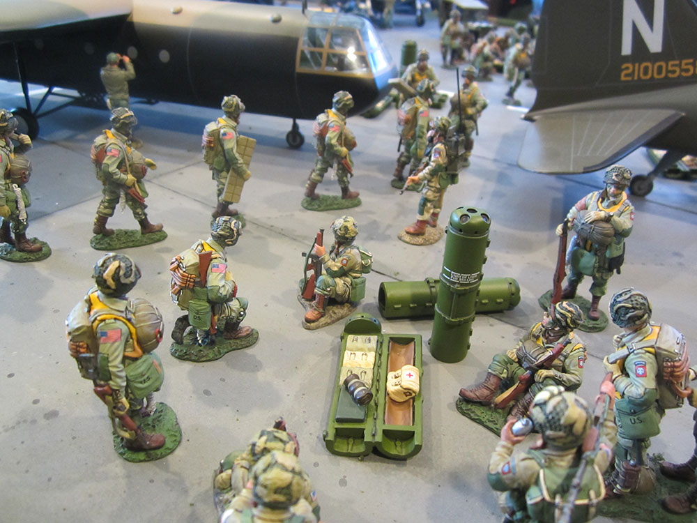 The Night Before D-Day   Gallaghers Gallery
