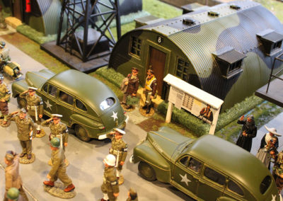 Diorama-the night before D-Day 2