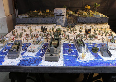 Saving Pvt Ryan Diorama 14