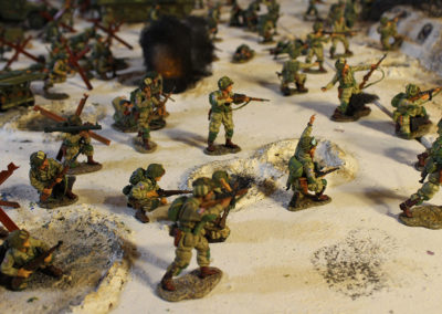 Saving Pvt Ryan Diorama 13