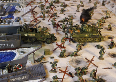Saving Pvt Ryan Diorama 12