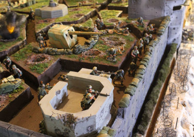Saving Pvt Ryan Diorama 11