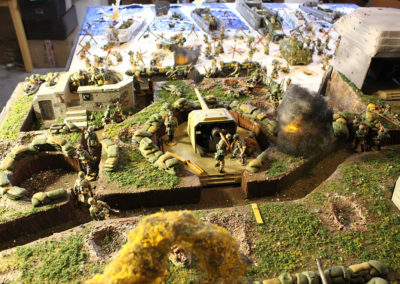 Saving Pvt Ryan Diorama 9