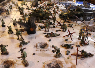 Saving Pvt Ryan Diorama 5