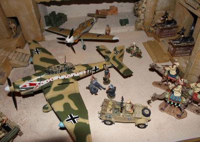 A secret German Airfield in Egypt, 1940 2