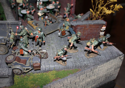 France-May 1940-Advancing toward Paris