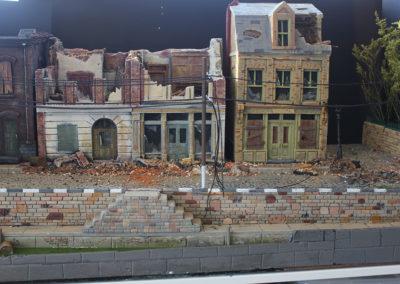 "Detailing the Diorama for ""A bridge too far"""