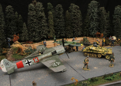 Black Forest airfield 1945-2