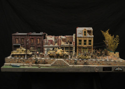 """A bridge too far"" diorama"