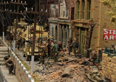 Arnhem street diorama