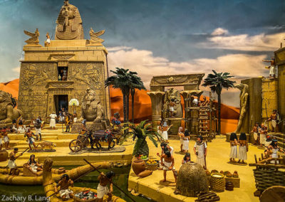 3' x 5' Ancient Egypt Diorama
