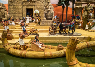 The river of life for ancient Egypt....the Nile