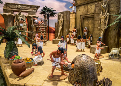 Ancient-Egypt-Diorama-Daily life