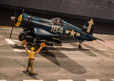 Corsair ready for takeoff
